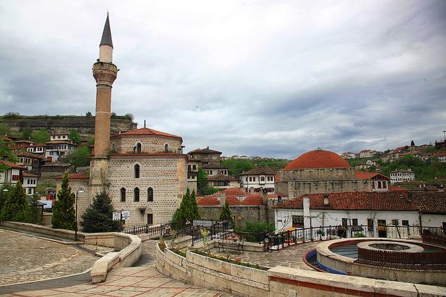 Cinci Hamam 土耳其浴場 - 背包地圖