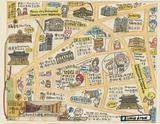 【韩国手绘旅行】首尔散步地图