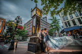 浪漫的海外婚纱摄影-加拿大