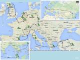 从欧洲流浪回亚洲的背包之旅(83天)