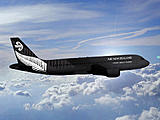 Air New Zealand & 睡机场乐趣!