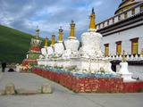 色达喇荣寺五明佛学院(Larung Gar five Ming Buddhist Academy)