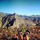 西班牙小岛Gran Canaria大加那利岛--站在世界的尽头 Artenara/ 造访Las Palmas de Gran Canaria