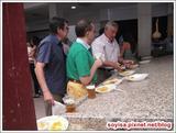 西班牙小镇之庆典: La virgen del buen suceso & 西班牙版之办桌