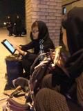 女生自助去伊朗