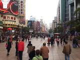 [遊记]2014上海@农历新年之宁静的夜上海