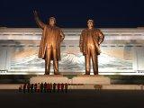 平壤-万寿台大纪念碑