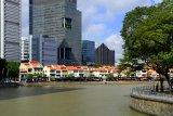 新加坡驳船码头