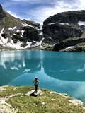 瑞士|單日健行|皮措爾(Pizol)經典五湖健行