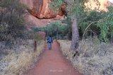 【澳洲北領地自由行】走一圈世界中心Uluru烏魯魯環狀步道