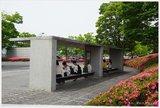 [日本滋賀 琵琶湖 簡樸素雅 水上漂浮美術館。佐川美術...