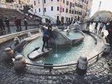 【羅馬】西班牙廣場看破船噴泉與百年古希臘咖啡館 Ca...
