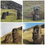 【智利】走跳世界的肚臍 與摩艾慢活在復活節島 Easter Island