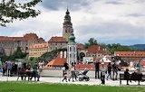 捷克的中世纪小镇-库伦洛夫(Cesky Krumlov)