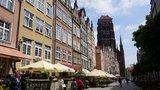 歐洲最佳旅遊城市第三名-波蘭海港格坦斯克vs超好買又好吃的克拉科夫!