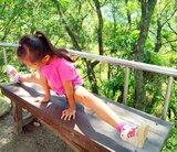 S步道|彰化|田中森林公園步道|森呼吸練腿力秘境|田中鎮