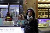 【中國。哈爾濱】穿過長長的中央大街,然後就踏上松花...