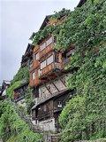 将采游客总量管制的世遗小镇--哈斯塔特(Hallstatt)