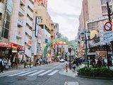 【日本关西】神户港夜景、Mosaic马赛克广场与Red R...