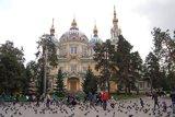 【哈薩克】阿拉木圖的Panfilov Park — 從公園看歷史