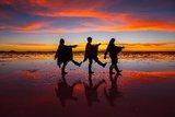 絕美玻利維亞天空之鏡日出日落&星空團