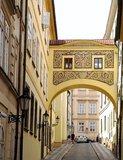 布拉格(上)--城堡區與小城區