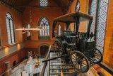 修道院裡的工業博物館 -巴黎工藝博物館