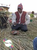 DAY7 秘鲁 Puno普诺 Lake Titicaca 的的喀喀湖 之...