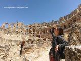 【突尼西亞】在北非,走一趟古羅馬~ Dougga、Cart...