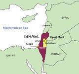 我在约旦河西岸─以色列、巴勒斯坦冲突